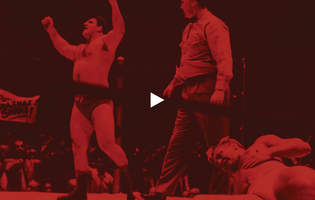 Screenshot of Bruno Sammartino Documentary